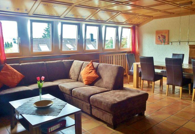 Bühlhof Todtnauberg Gästehaus Wohnung Nr.5