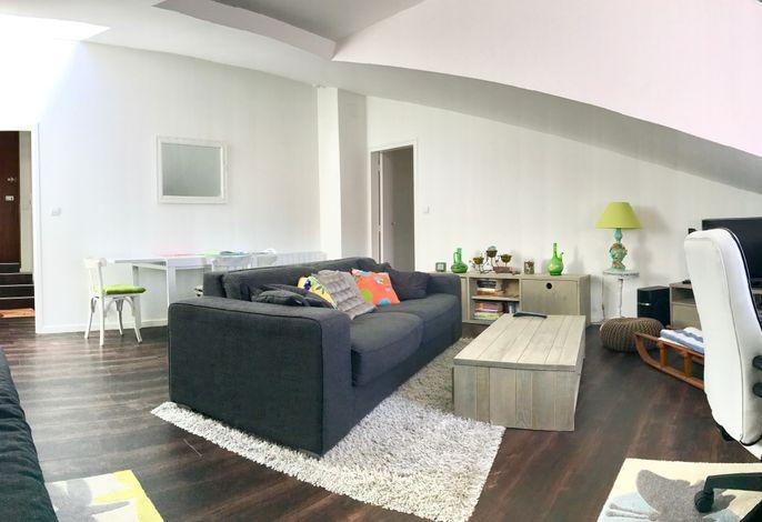 La Rochelle, Ferienwohnung, Zentrale Lage & Komfortabel