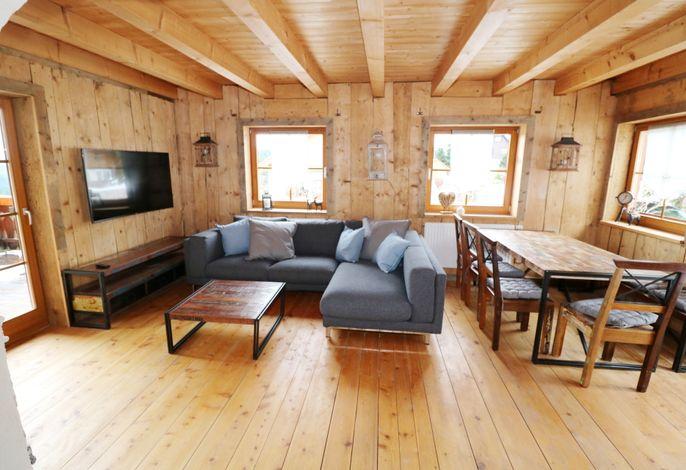 FeWo Seeblick Nr. 2 - 5 Zimmerwohnung - Feldberg Bärental