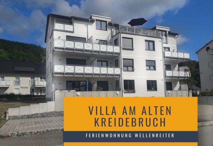Villa Am alten Kreidebruch, Ferienwohnung