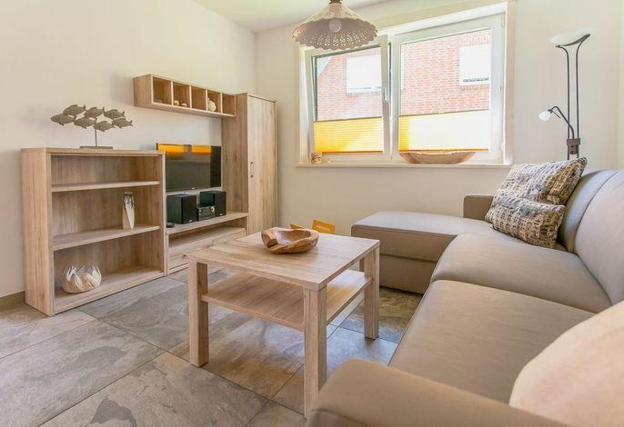 Tura  Apartment 2 mit Terrasse Pruchten