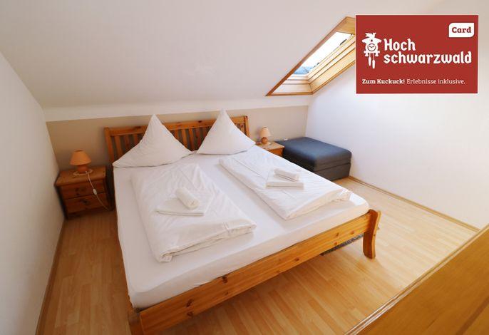 Fewo Specht 04 - Haus Wintersonne - Feldberg / Falkau