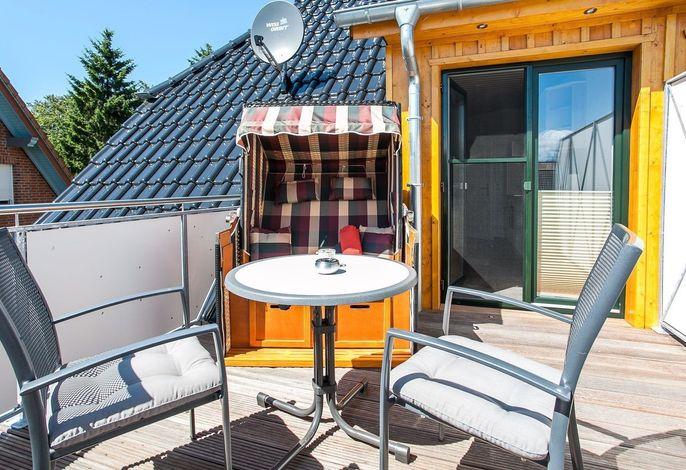 Tura Apartment 4 mit Balkon Pruchten