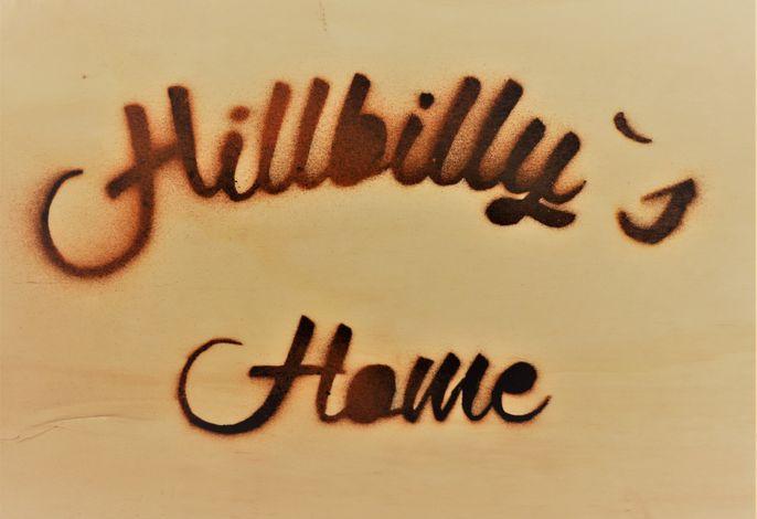 Hillbilly`s Home