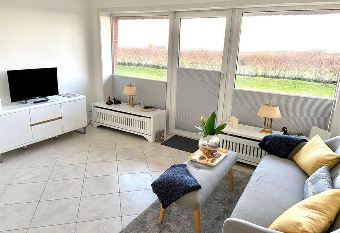 Suite 2-Meer-Blick, Haus Kampbarg
