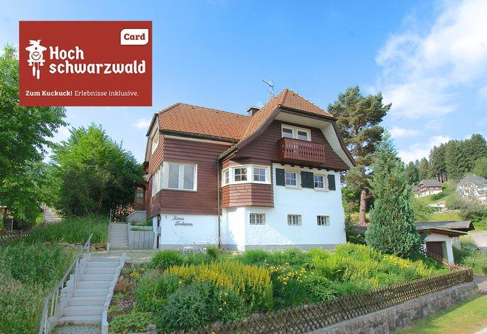 Haus Frohsinn- Feldberg im Schwarzwald