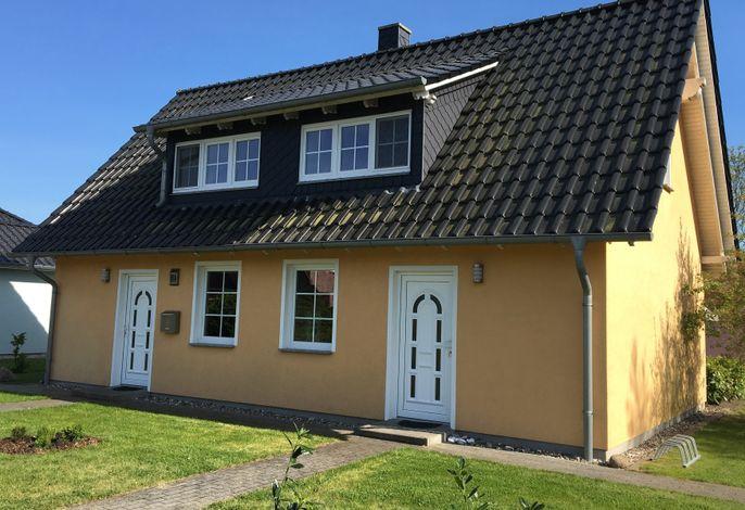 Ferienhaus Anna - linke Seite