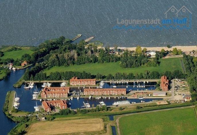 Lagunenstadt am Haff Fewo 210 - Boje