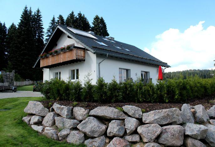 Ferienwohnung OG 02 im Haus Vis-a-Vis, Feldberg