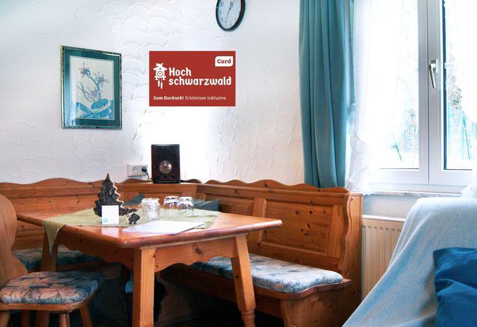 Haus Tanneck - FeWo 3- Feldberg im Schwarzwald