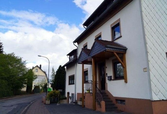 Eifelferienhaus Thome Lissendorf