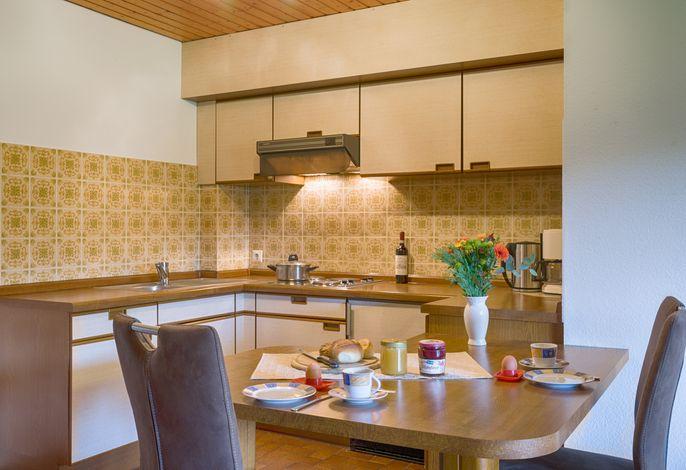 Drei Tannen - Wohnung 05 - Apartmenthaus, Titisee, nahe Badeparadies