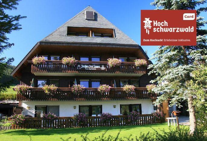 Drei Tannen - Wohnung 09 - Apartmenthaus, Titisee, Feldberg
