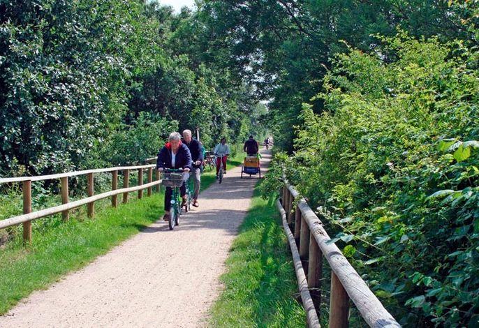 Ferienwohnung am Fahrradweg