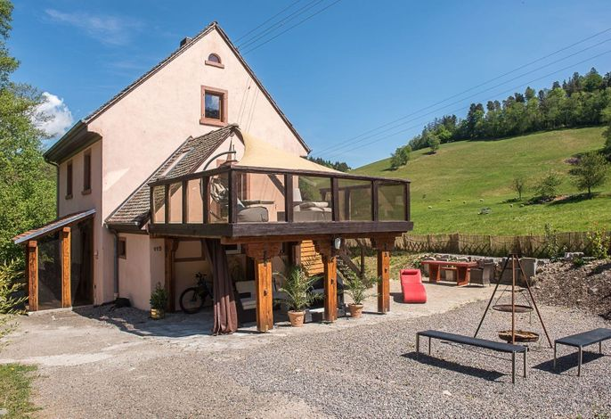 Traumhaftes Schwarzwaldhaus