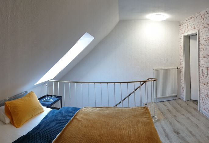 Maisonettenwohnung Nebenhaus