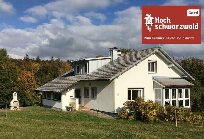 Haus Findling, 10 Personen, Schluchsee, Hochschwarzwaldkarte