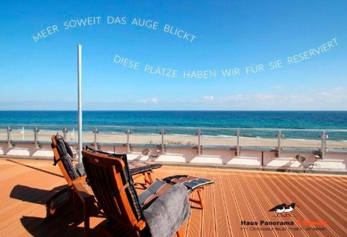 Haus Panorama & friends | Backbordsuite