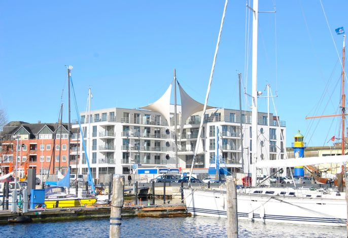 Apartmenthaus Hafenspitze  Ap. 1 -