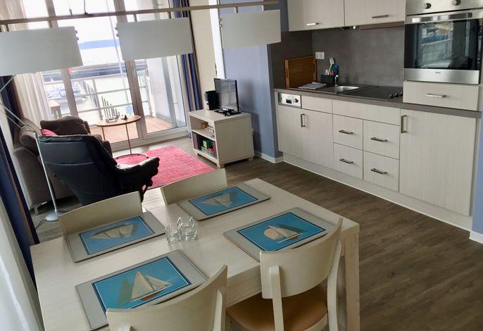 Apartmenthaus Hafenspitze  Ap. 2  -