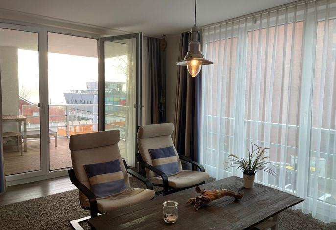 Apartmenthaus Hafenspitze Ap. 5 -