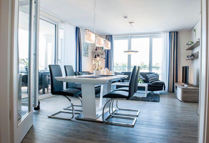 Apartmenthaus Hafenspitze Ap. 9