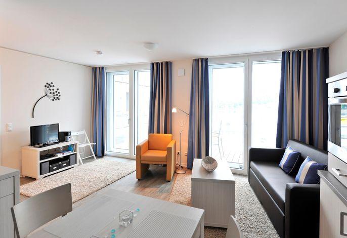 Apartmenthaus Hafenspitze Ap. 12 -