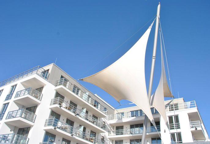 Apartmenthaus Hafenspitze  Ap. 23