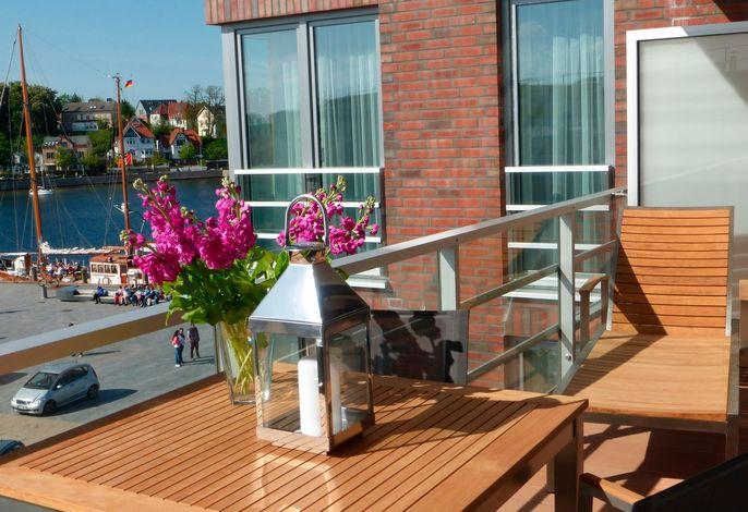 Apartmenthaus Hafenspitze,  Ap. 29