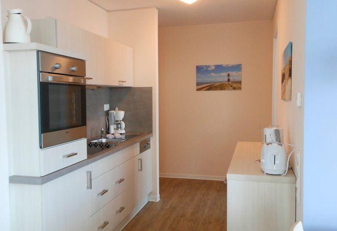 Apartmenthaus Hafenspitze Ap. 32, Blickrichtung Binnenhafen Nord/offenes Meer