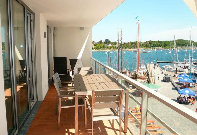 Apartmenthaus Hafenspitze, Ap. 33