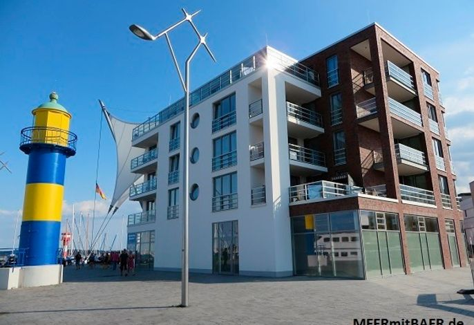 Apartmenthaus Hafenspitze  Ap. 7 -