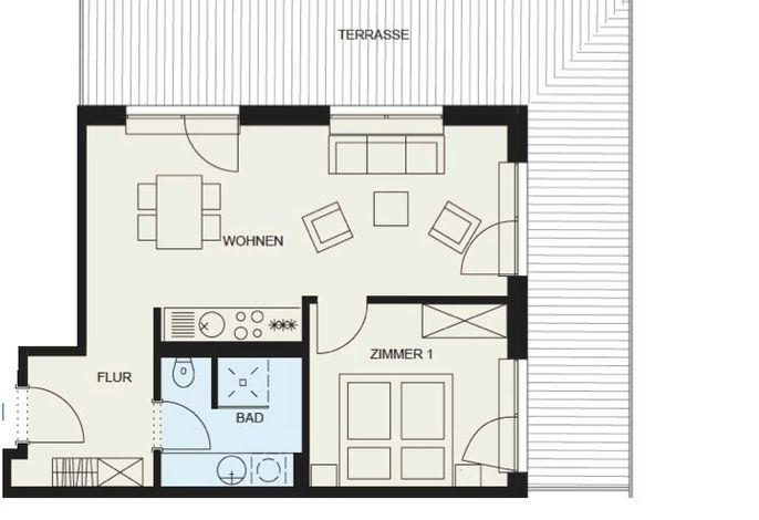 Apartmenthaus Hafenspitze  Ap. 41