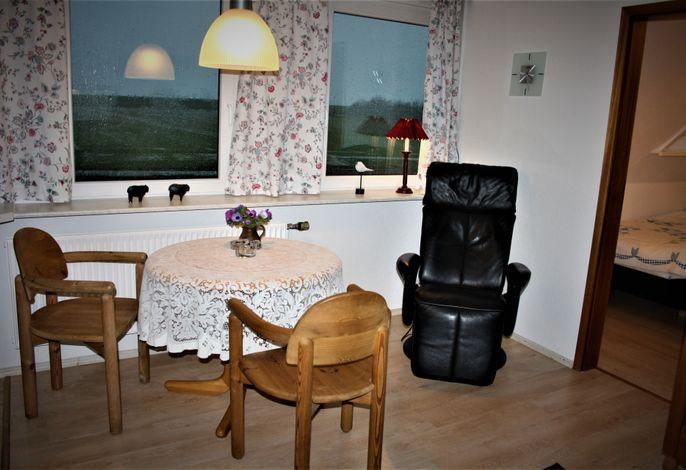 Haus Halligblick, Ferienwohnungen am Wattenmeer, Whg. Gröde