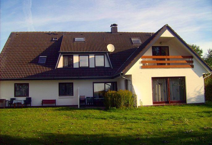 Haus Halligblick, Ferienwohnungen am Wattenmeer, Whg. Langenneß