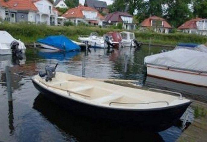 Seetraum 10 mit Ruderboot - 212
