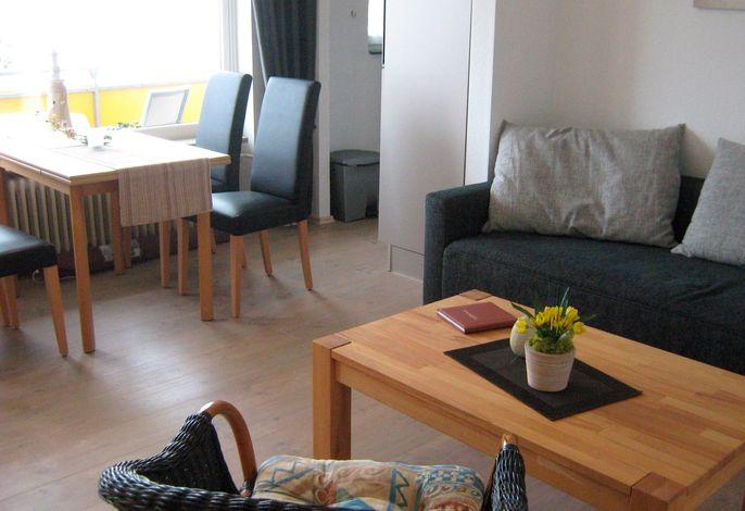 Achtern Diek - Whg. 15 strandnah und zentral gelegene Komfortwohnung