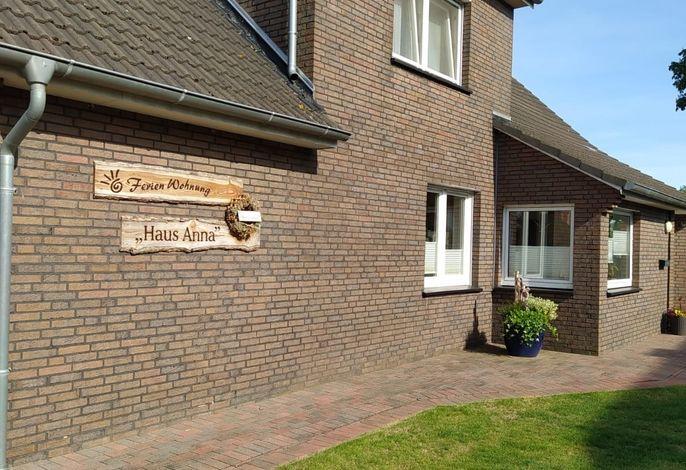 Ferienwohnung Haus-Anna - Papenburg / Nördliches Emstal