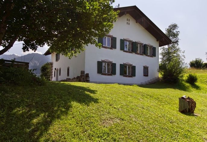 Ferienhaus Alpenbichl - Krün / Alpenwelt Karwendel