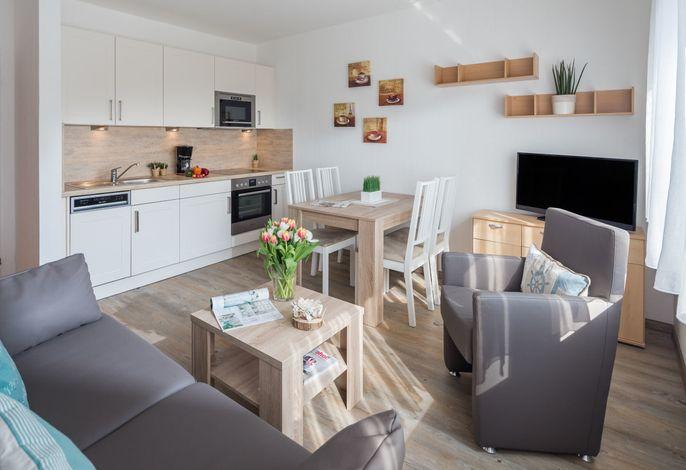 Haus Nora - Wohnung 3 - Norderney / Nordsee Inseln
