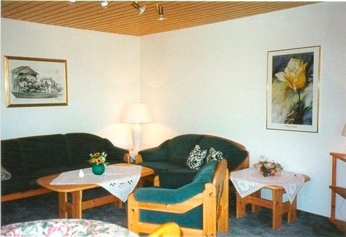 Bauernhof Specht - Haus Sonnenwende App. 1