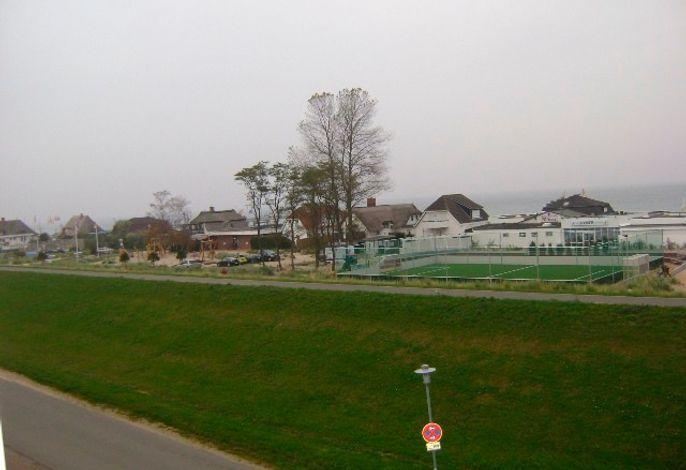 Landschoof, Am Deich 9 - Fewo 2