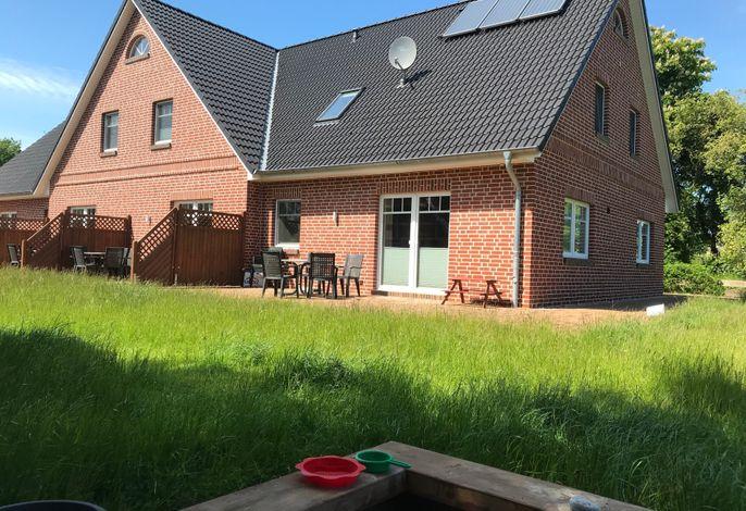 Bauernhof Kleingarn-Landhus Reihenhaus Nr. 21