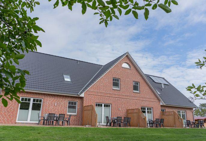 Bauernhof Kleingarn-Landhus Reihenhaus Nr. 24