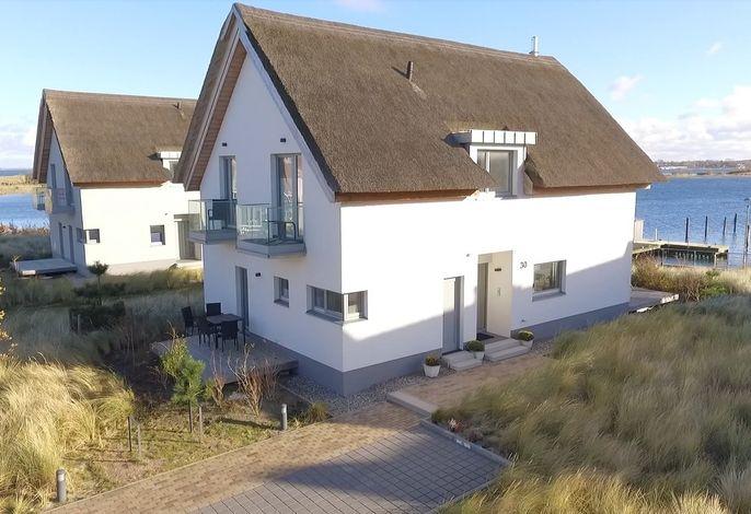 Ostsee - Reetdachhaus