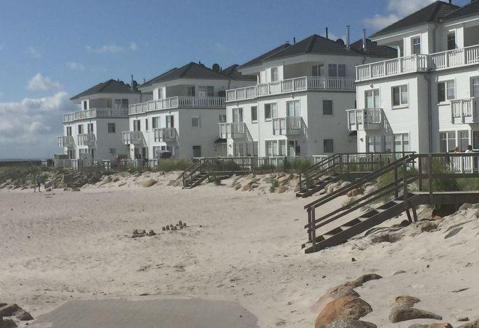 Ferienhaus STRAND HUS - Weiße Strandvillen Port Olpenitz