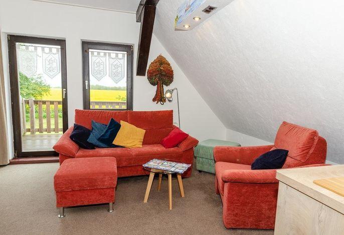 3 Raum FeWo auf Rügen für 4 Personen