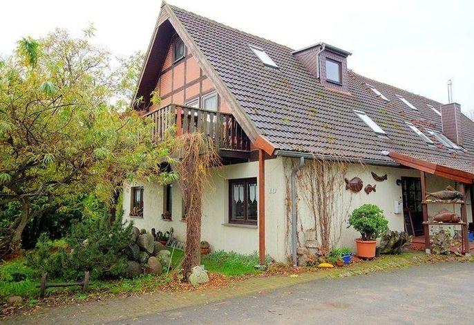 Ferienwohnung auf Rügen für 3 Erwachsene und 1 Kind