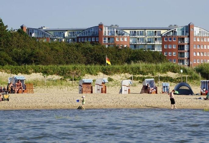 Strandhaus Nordseebrandung Fewo B4.1