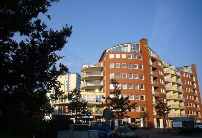 Strandhaus Nordseebrandung Fewo A2.1